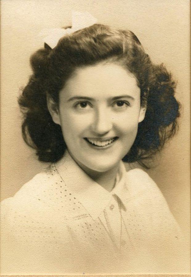 Happy 90th Birthday Geraldine Morgan Celebrate Nebraska
