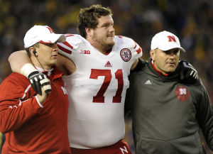 Stai: Husker team has great faith in one another