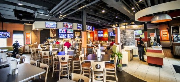 Review Buffalo Wings Amp Rings Enjoys Early Popularity Ground Zero
