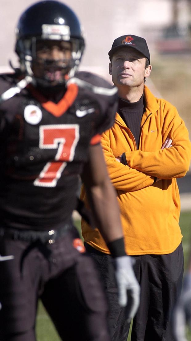 Building a foundation: Recalling Riley's first years as a college head coach