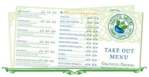 Check Out Our Menu!