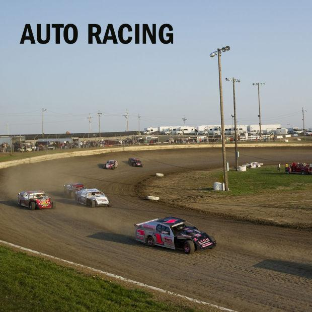 Auto Racing Notes Eagle Raceway Set For Big Sprint Car