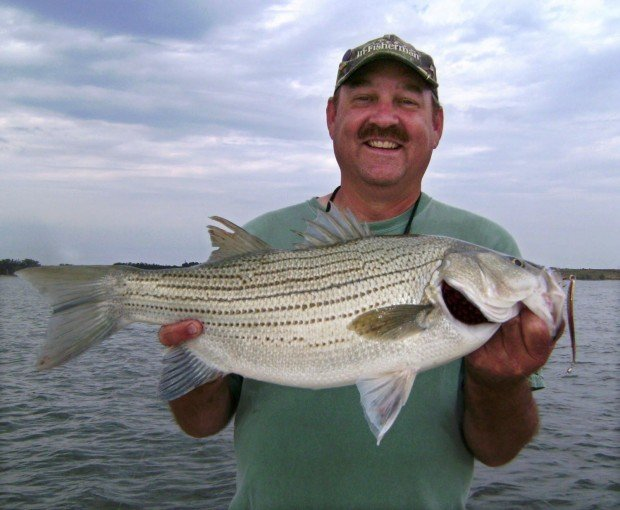 Walleye fishing report lake mcconaughy for Lake mcconaughy fishing