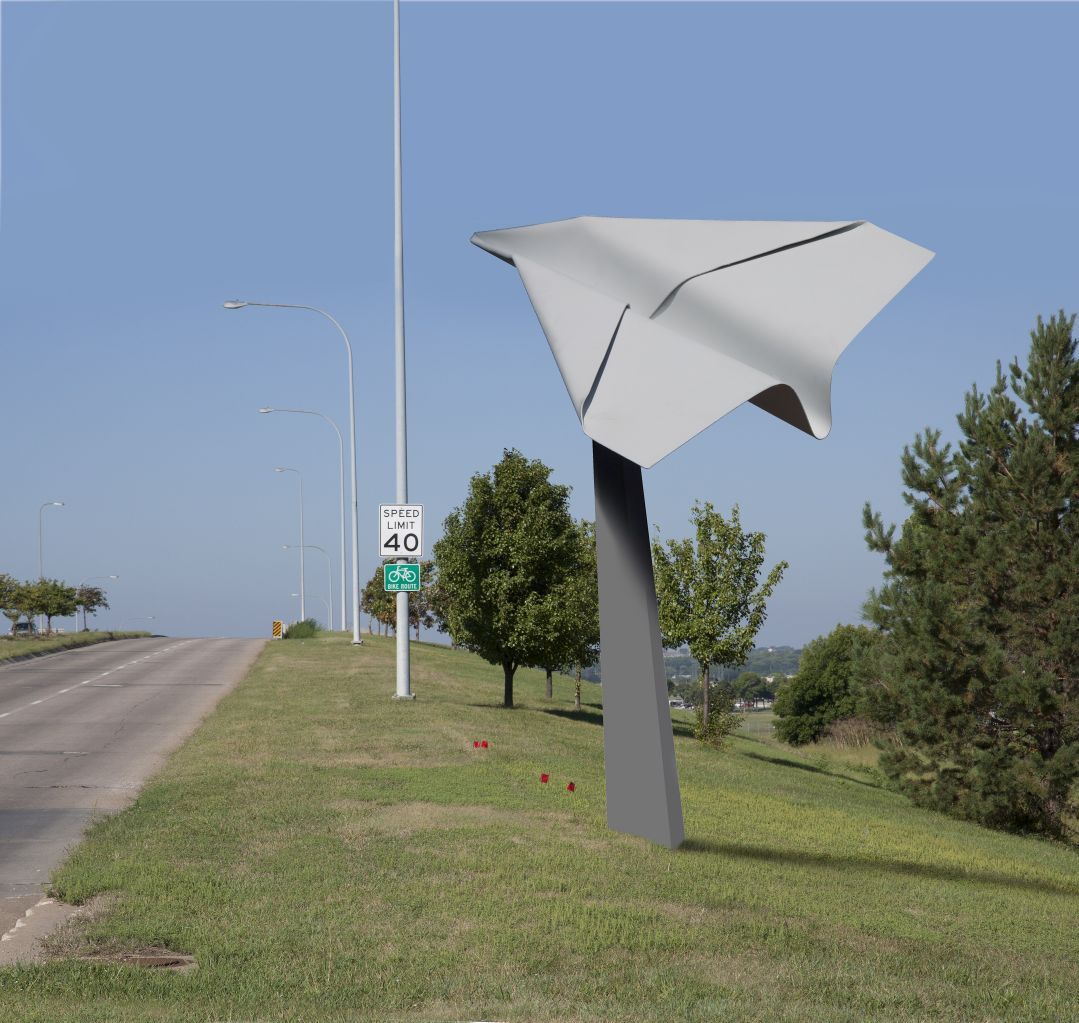 Sculpture Planned For Lincoln S Northwest Entryway Local