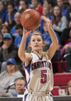 Girls C-1 state basketball: Crusaders come out firing in first-round win