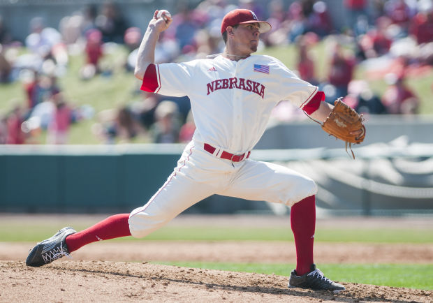 Baseball: Huskers roll over Wildcats