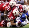 Maurice relishes 'real tight group' of Husker D-linemen