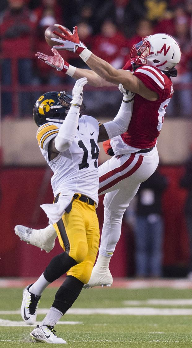 Yays and Nays: NU receivers give hope, but can't do it alone