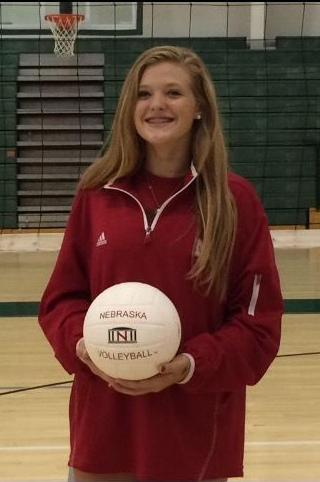 Volleyball National Freshman Of The Year Commits To