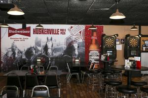 Air Park diners come together at Huskerville