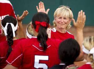 Photos: Husker softball vs. Stanford, 5.19.13