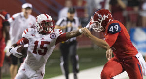 Photos: Nebraska at Fresno State, 9.13.14