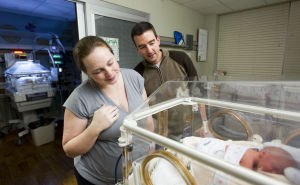 Baby X 4: Quadruplets born at Bryan