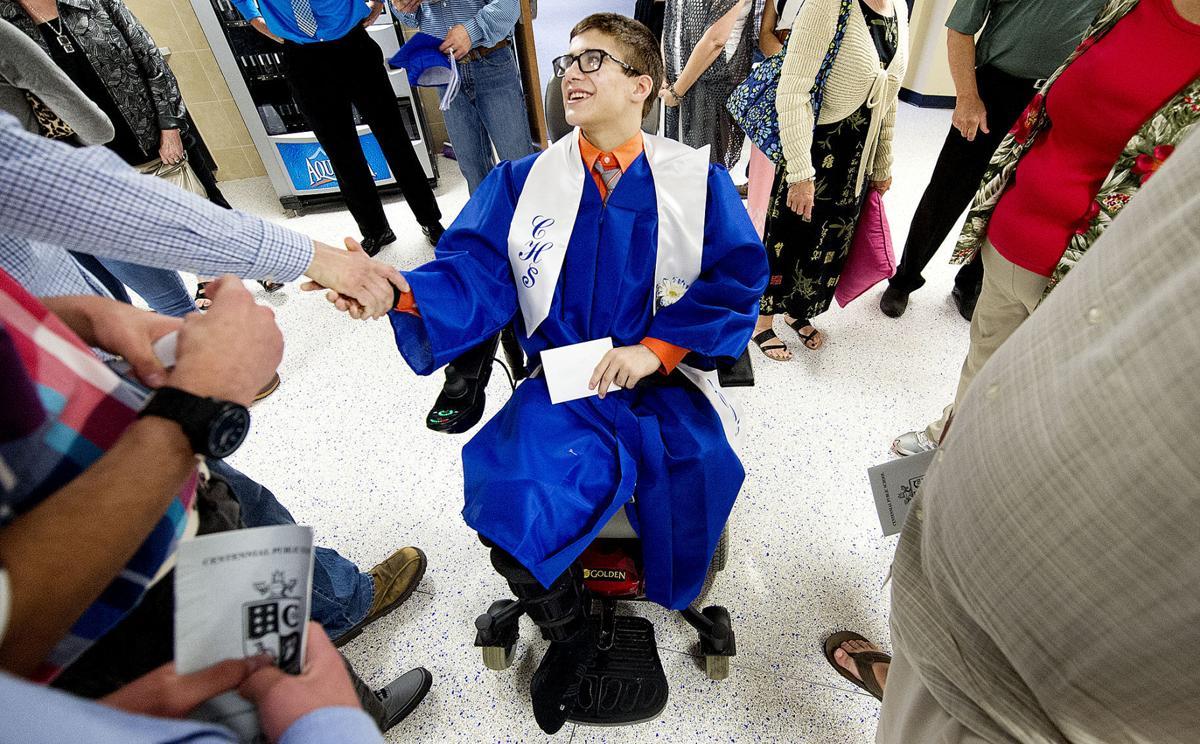 Doyle Trout High School Graduate Future Cowboy Local