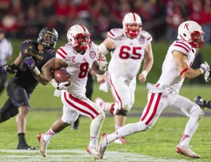 Photos: Nebraska vs. Northwestern, 10.18.14