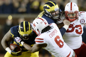 Cooper, Husker safeties see payoff of hard work