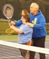 Tennis buddies: Filling a need in Lincoln