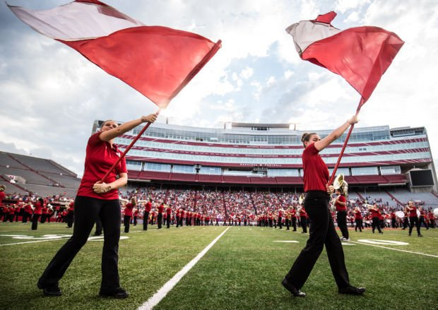 Cornhusker Marching Band image
