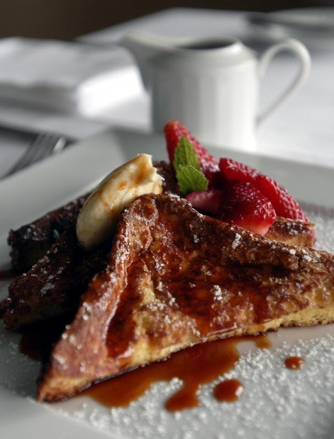 French toast as haute cuisine recipes - French haute cuisine dishes ...