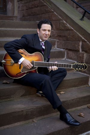 Lewis, Pizzarelli pay tribute to Nat King Cole