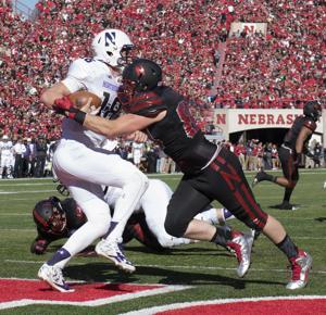 Photos: Northwestern vs. Nebraska
