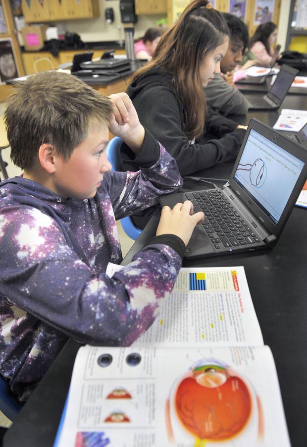 Chromebooks Lincoln Ne Journal Star