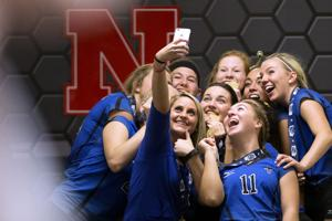 Photos: Best of state volleyball