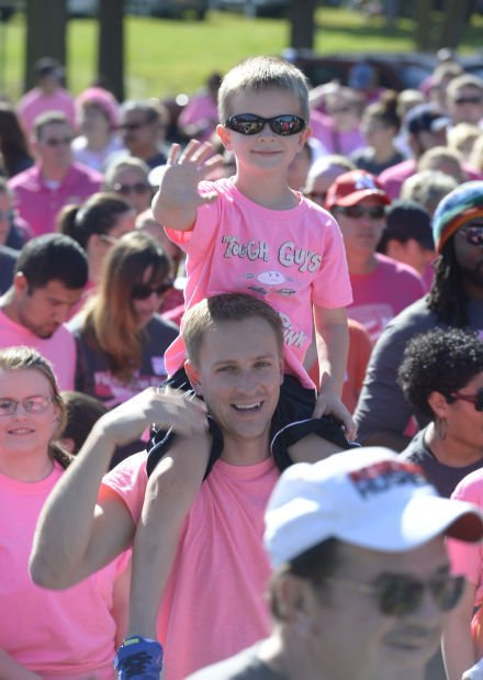 Annual Walk Against Breast Cancer Raises 250 000 For The