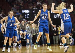 Photos: State girls hoops, Pierce vs. Minden, 3.8.14