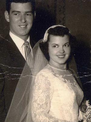Happy 65th anniversary, Bob and Betty Curran