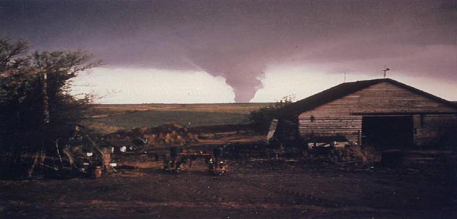 A Night Of Death Tornado Changed Primrose Forever State And Regional News Journalstar Com