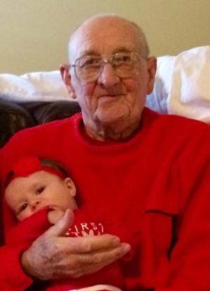 Happy 90th birthday, Jack Caldwell