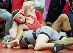Photos: Prep wrestling, LPS Classic, 1.17.15