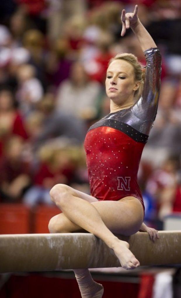 Photos Husker Women S Gymnastics Vs Michigan State 1 19