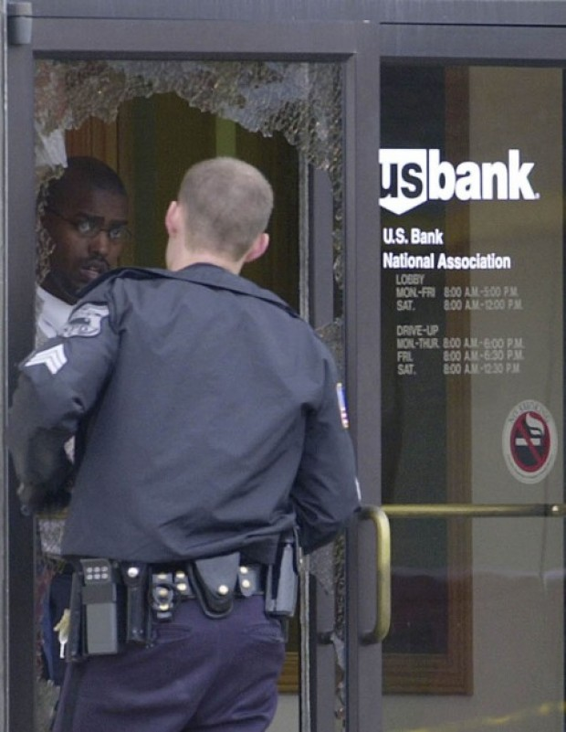 norfolk bank robbery  a timeline