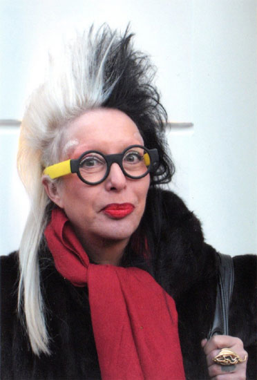 Controversial Artist Orlan Shares Work With Lincoln
