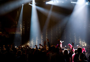 Pinnacle Bank Arena a hit with fans and performers