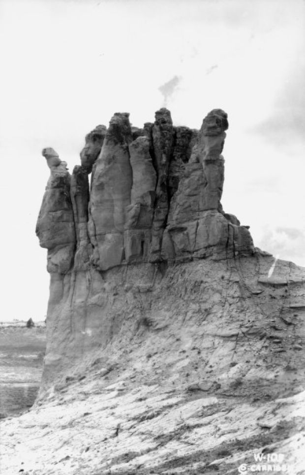 Teapot Dome Oil Reserve For Sale Or Lease As The