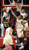 Photos: Arkansas Pine Bluff vs. Nebraska basketball