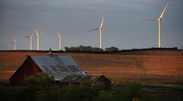 Iowa Blowing Nebraska Away On Wind Power Local