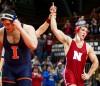 Illinois vs. Nebraska Wrestling