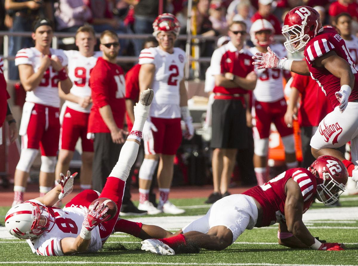 Image result for Brandon Reilly catch vs indiana