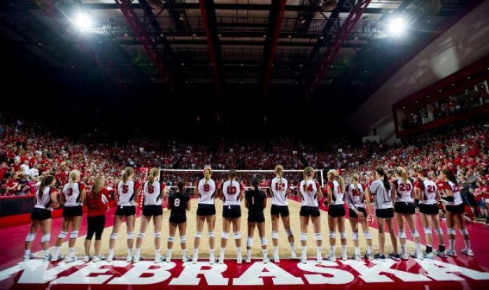 The New Devaney Center By The Numbers Volleyball