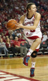 NU women: Romeo getting more comfortable on and off the court