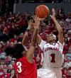 Photos: Ohio State at Nebraska women's basketball, 3.01.15