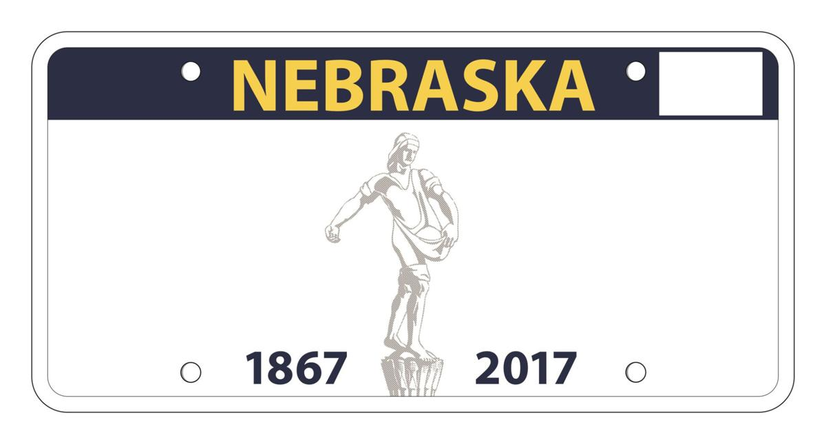 new state license plates subject to complaints nebraska. Black Bedroom Furniture Sets. Home Design Ideas
