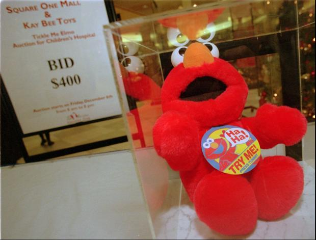 The hottest Black Friday toys through the years