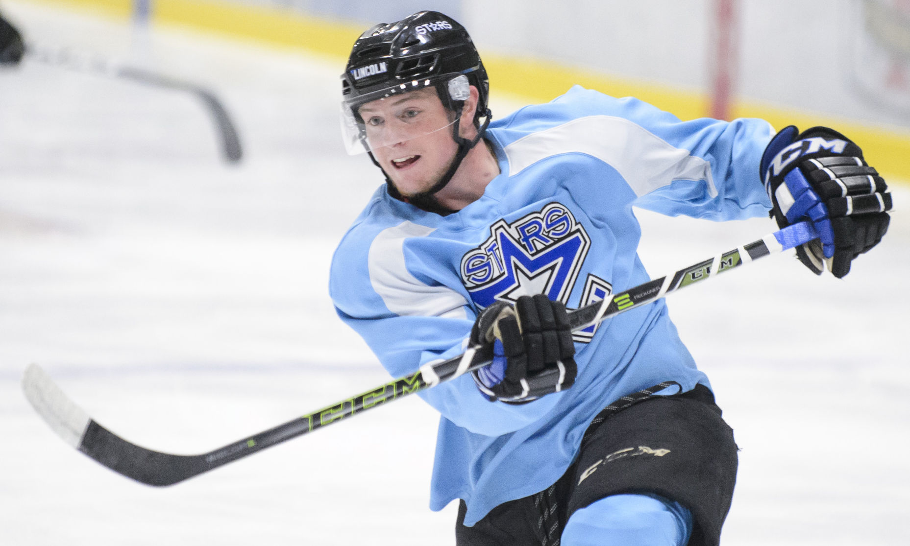 USHL: Stars' Gillespie Grateful For Next Shot At The College Game