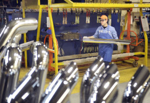 Lincoln Industries in growth mode