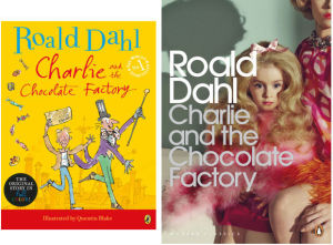 New 'Chocolate Factory' cover controversy says a lot about book industry, readers